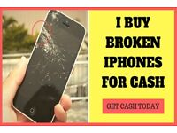 I Will Pay Cash For Your Cracked iPhone
