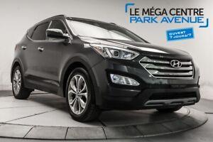 2016 Hyundai Santa Fe Sport LIMITED - AWD CUIR, TOIT*33000KM*
