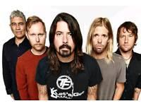 2 x Foo Fighters tickets London Fri 22 June