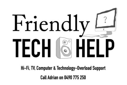 Friendly Tech Help - Mobile electronics support service