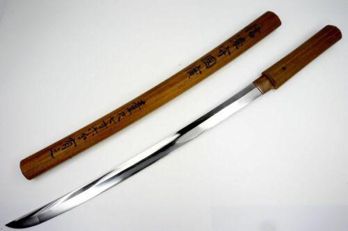 16th Century, JAPANESE Wakizashi, Momoyama Period Sword,  signed Kunihiro  國廣
