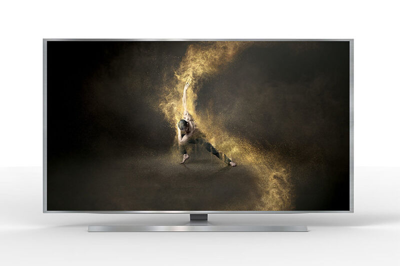 Premium Samsung Series 8 & 9 Ultra HD TV