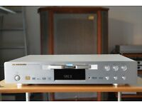 MARANTZ DV-8400 DVD PLAYER - DVI VIDEO OUT SILVER ALUMINIUM METAL - ULTRA RARE
