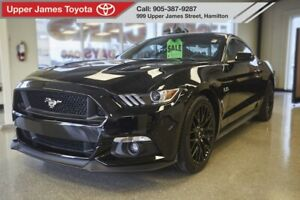 2017 Ford Mustang 5.0L GT PERFORMANCE PACKAGE BACKUP CAMERA M...