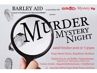 Murder Mystery Night in aid of Veterans Outreach Support