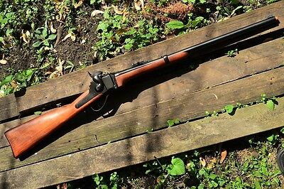 Sharps 1859 Carbine Rifle - Civil War - Old West - Union Cavalry - Denix Replica