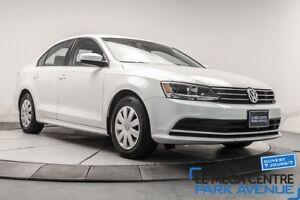 2017 Volkswagen Jetta 1.4 TSI Trendline+ CAMERA, BANCS CHAUFFANT