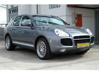 PORSCHE CAYENNE S 53 PLATE 4.5 AUTOMATIC MOTD VERY GOOD CONDITION £3550