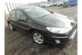 peugeot 407 1.6 hdi breaking for parts