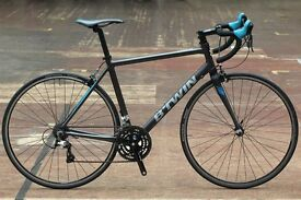 Road bike b'twin 500se