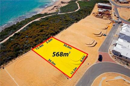Sensational beach side block Halls Head Mandurah Area Preview