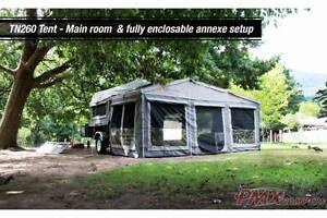 Passport to Freedom in a PMX Camper