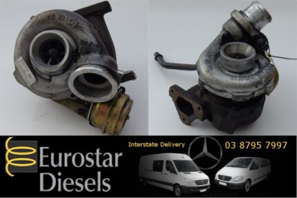 Mercedes Vito and Sprinter Turbos All Models