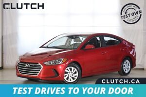 2017 Hyundai Elantra LE Finance for $58 Weekly OAC