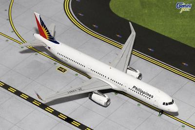 Philippine Airlines Airbus A321 Rp C9907 Gemini Jets G2pal484 Scale 1 200