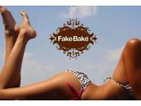Fake Bake Spray Tan