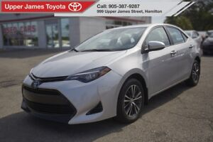 2017 Toyota Corolla LE LE UPGRADE PACKAGE