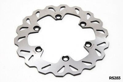 KLR 650 87-07  Brake Rotor Disc Rear Stainless  Highest Quality Alba Racing 283