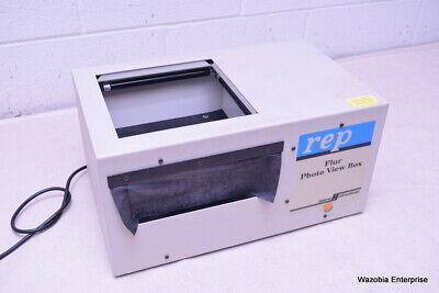 Helena Laboratories Rep Flur Photo View Box Model 1412