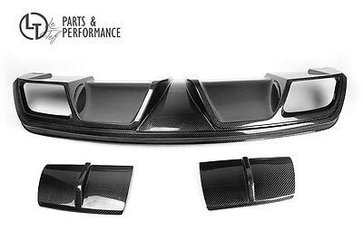 Carbon Heck Diffusor DTM Style für Mercedes-Benz CLA W117 & CLA 45 AMG
