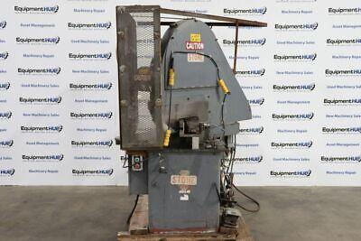 Stone M160 15hp Semi-automatic Pneumatic 24 Miter Chop Cutoff Saw
