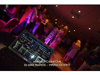 Mobile Wedding DJ's - Stylish, experienced, reliable.