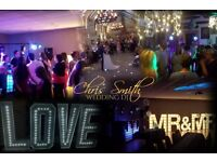 Chris Smith - Professional Wedding & Events DJ