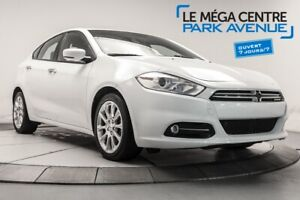 2013 Dodge Dart LIMITED - GROUPE ELEC, SIEGES CHAUFF,