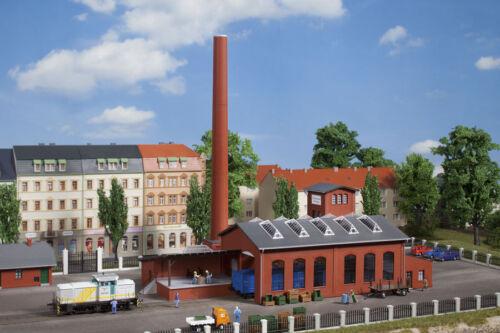 Auhagen 13341 Tt Gauge, Factory Building # New Original Packaging #