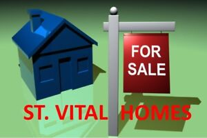 Automated home & condo listings in St Vital sent daily w/pics.