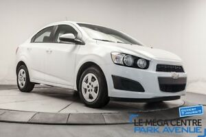 2014 Chevrolet Sonic LS, BLUETOOTH