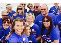 MND Association Seek Volunteers: Fundraisers; Publicity Officer; Group Correspondent; Events