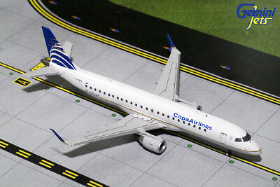 Gemini Jets 1 200 Scale Copa Airlines Embraer 190 Hp 1540Cmp G2cmp563