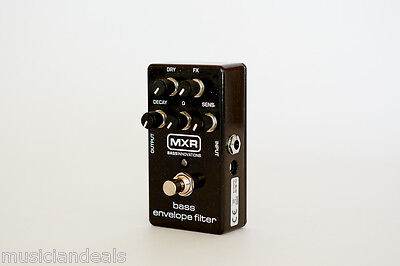 MXR M82 Bass Envelope Filter Pedal NEW
