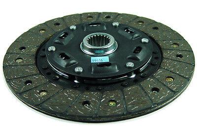 (XTR STAGE 2 SPRUNG CLUTCH DISC 85-92 VW GOLF 84-92 JETTA 1.8L SOHC 8VALVE ENGINE)