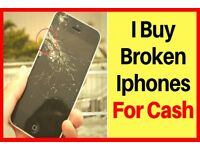 I Will Pay Cash For Your Cracked Screen iPhone