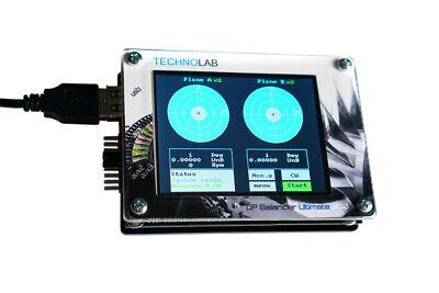 Dual Plane Dynamic Balancing Machine Ultimate 360 Vibration Analyzer 2020 Model