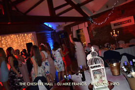 Mobile & Wedding DJ's - Stylish, experienced, reliable. Yorkshire Manchester & Cheshire