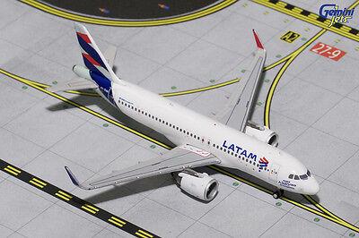 Gemini Jets Latam Airlines Airbus A320neo 1 400 Die Cast Model Gjlan1611