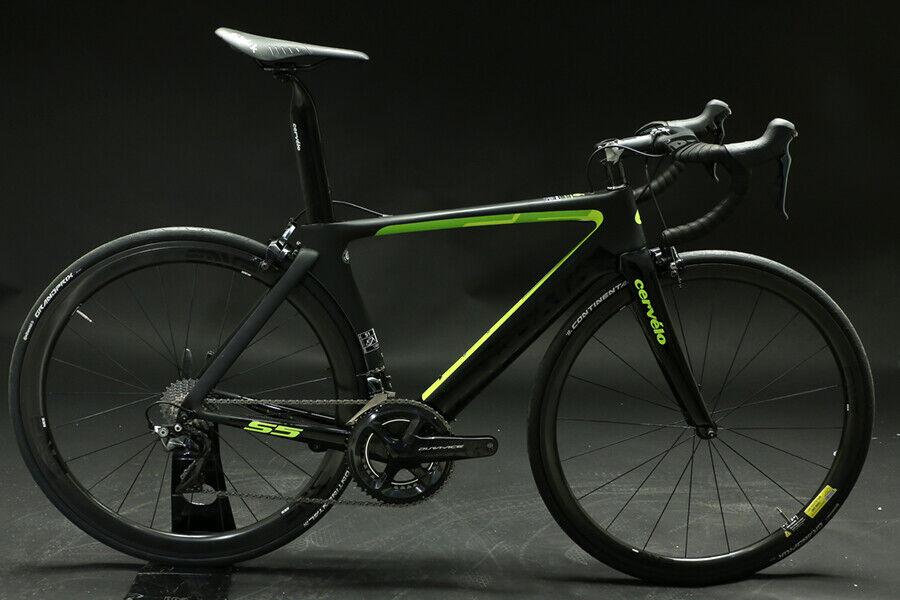 Photo 2018 Cervelo S5 Dura Ace 9100 Carbon Road Bike 51cm ENVE SES 3.4 Wheels Demo