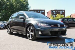 2015 Volkswagen Golf GTI Autobahn NAV, TOIT, CAMERA, BLUETOOTH