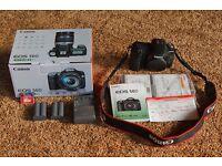 Camera, Canon 50D