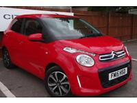 CITROEN C1 1.2 PureTech Flair (scarlet red) 2015