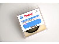 Hama polarizing filter, circular 67mm and 52mm