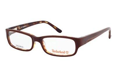 NEW TIMBERLAND TB5052 050 SPRING HINGE Dark Brown Kids Eyeglasses 47mm 15 125