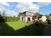 Large 5/6 bedroom desirable house for sale in Upper Drummond area of Inverness £349500