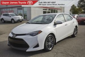 2017 Toyota Corolla LE LE UPGRADE PACKAGE, HEATED STERRING WH...