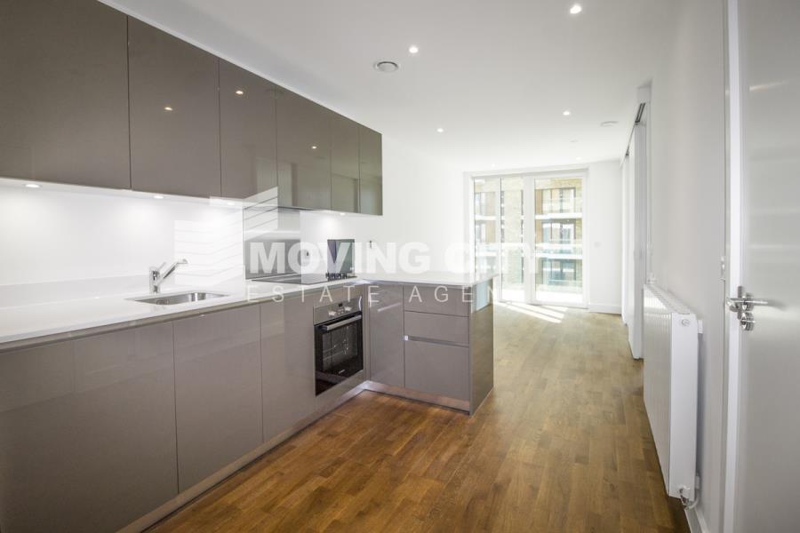 Studio flat in Kinetic, Royal Arsenal Riverside, SE18