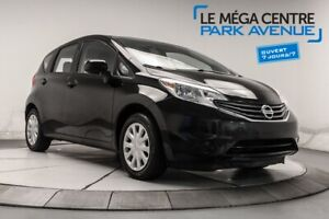 2014 Nissan Versa Note S MIRROIR ELEC, 56539KM! WOW