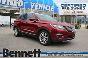 2016 Lincoln MKC Select - Leather, Sunroof, Heated Seats